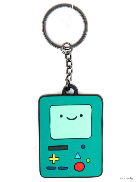 Брелок. Adventure Time. BMO