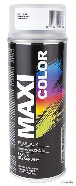 """Лак синтетический матовый """"Maxi Color"""" — фото, картинка"""