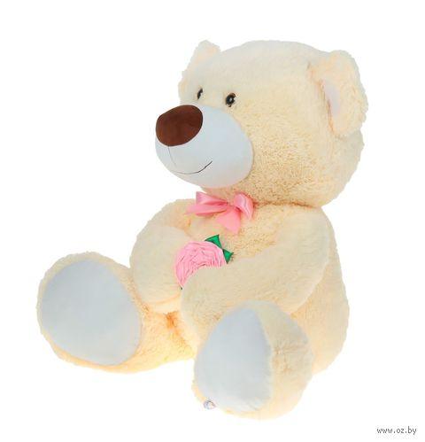 """Мягкая игрушка """"Медведь Леонтий молочный"""" (61 см) — фото, картинка"""