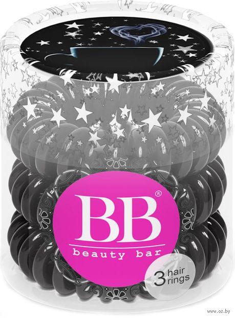 """Резинка для волос """"Beauty Bar"""" (3 шт, арт. 820022) — фото, картинка"""