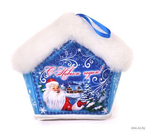 """Подарочная упаковка """"Ледяная избушка"""" — фото, картинка"""