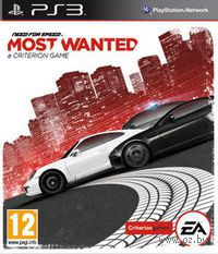 Need for Speed Most Wanted 2012 (PS3)