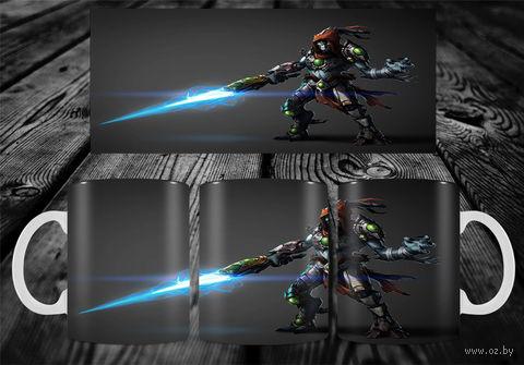 "Кружка ""StarCraft"" (арт. 1) — фото, картинка"