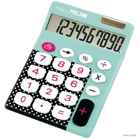 Калькулятор (10 разрядов)