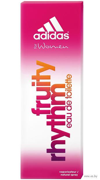 "Туалетная вода для женщин ""Fruity Rhythm"" (50 мл) — фото, картинка"