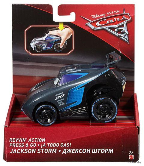 """Машинка с автоподзаводом """"Тачки. Джексон Шторм"""" — фото, картинка"""