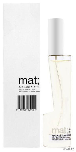 """Парфюмерная вода для женщин """"Mat"""" (80 мл) — фото, картинка"""