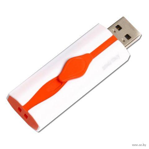 USB Flash Drive 8Gb Smartbuy Comet (White)