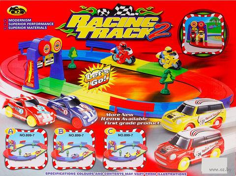 """Автотрек """"Racing Track"""" (арт. 899-7A) — фото, картинка"""