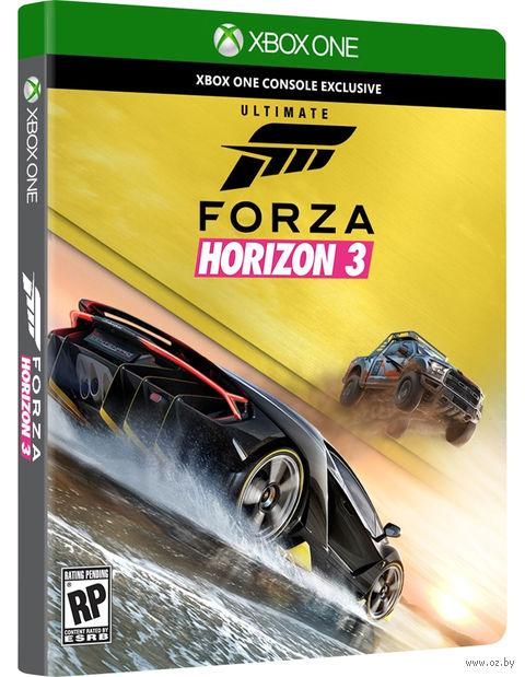 Forza Horizon 3. Ultimate (Xbox One)