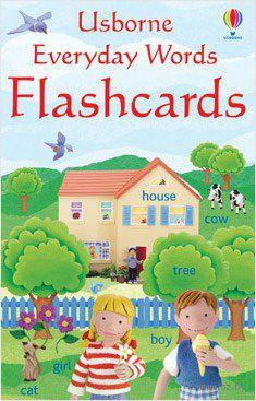 Everyday Words. Flashcards — фото, картинка