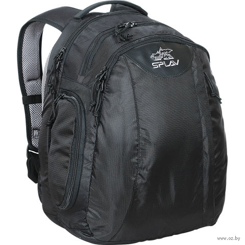"Рюкзак ""Flipper"" (28 л; чёрный) — фото, картинка"