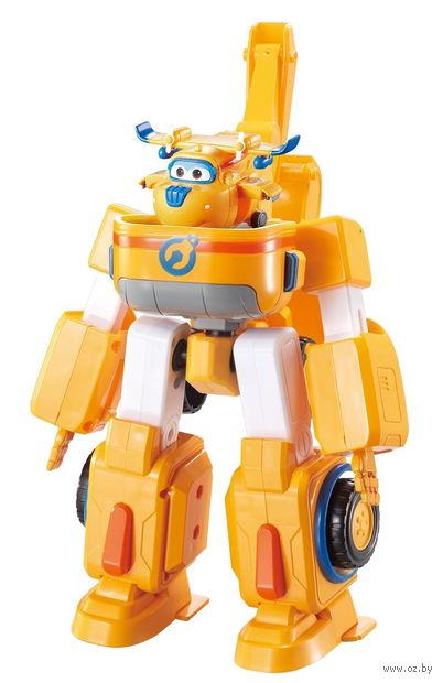 "Робот ""Авто-трансформер Донни"" — фото, картинка"