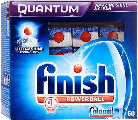 """Таблетки для посудомоечных машин """"Quantum"""" (60 шт.)"""