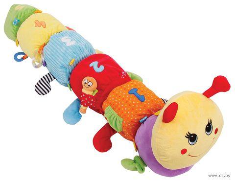 "Мягкая игрушка ""Гусеница Мари"" — фото, картинка"