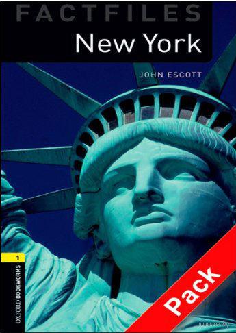 New York. Stage 1 (+ CD). Джон Эскотт