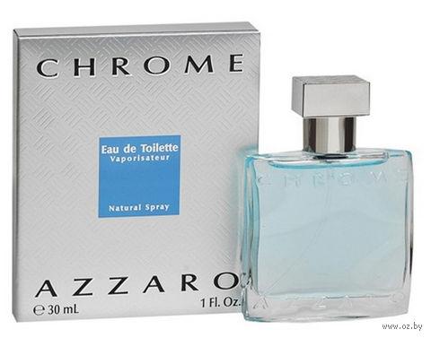 "Туалетная вода для мужчин Azzaro ""Chrome"" (30 мл) — фото, картинка"