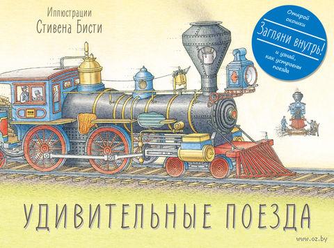 Удивительные поезда — фото, картинка