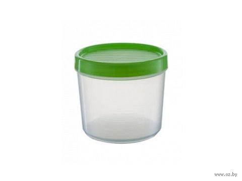 """Контейнер для хранения продуктов """"Vandi"""" (0,8 л; салатный) — фото, картинка"""