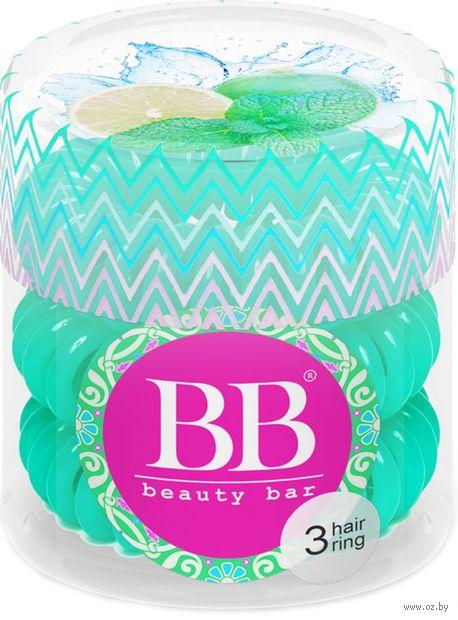 """Резинка для волос """"Beauty Bar"""" (3 шт, арт. 820084) — фото, картинка"""