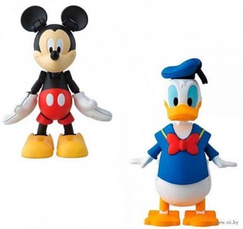 """Набор фигурок """"Дональд Дак и Микки Маус"""" (2 шт.) — фото, картинка"""