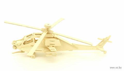 """Сборная деревянная модель """"Апач"""""""