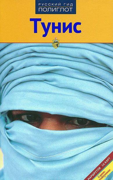 Тунис. Путеводитель с мини-разговорником. Даниэла Шетар, Фридрих Кете