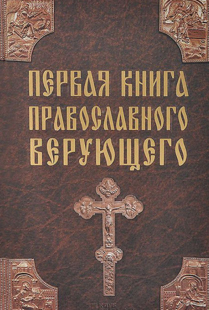 Первая книга православного верующего. Павел Михалицын