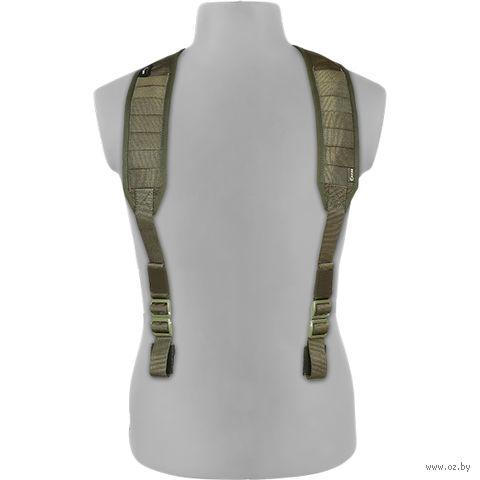 Лямки плечевые универсальные облегченные v.3 (оливковые) — фото, картинка