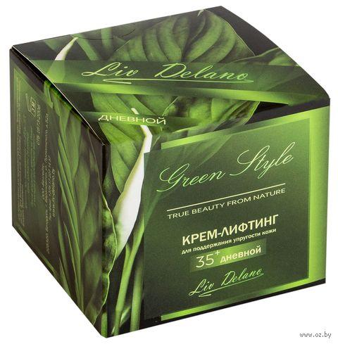 """Дневной крем-лифтинг для лица """"Green Style"""" 35+ (45 г) — фото, картинка"""