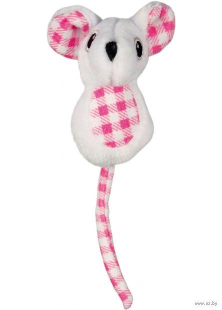 """Игрушка для кошек с кошачьей мятой """"Мышь"""" (8 см; арт. 45759) — фото, картинка"""