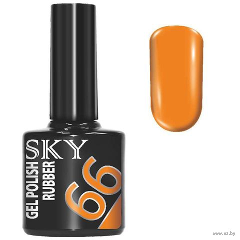 """Гель-лак для ногтей """"Sky"""" тон: 66 — фото, картинка"""