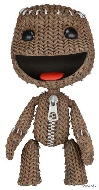 """Фигурка """"Neca. LittleBigPlanet. Счастливый Сэкбой"""" (13 см)"""