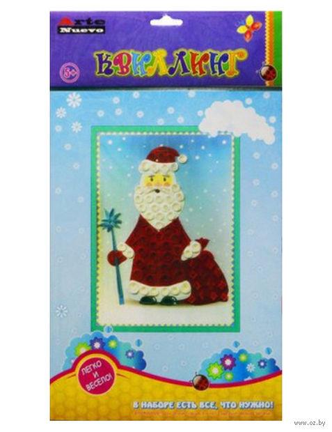 """Набор для квиллинга """"Дед Мороз"""""""