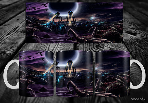 """Кружка """"StarCraft"""" (art. 13)"""