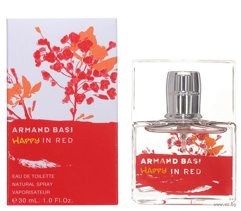 "Туалетная вода для женщин Armand Basi ""Happy in Red"" (30 мл)"