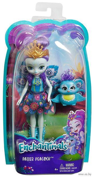 """Кукла """"Enchantimals. Пэттер Павлина"""" — фото, картинка"""