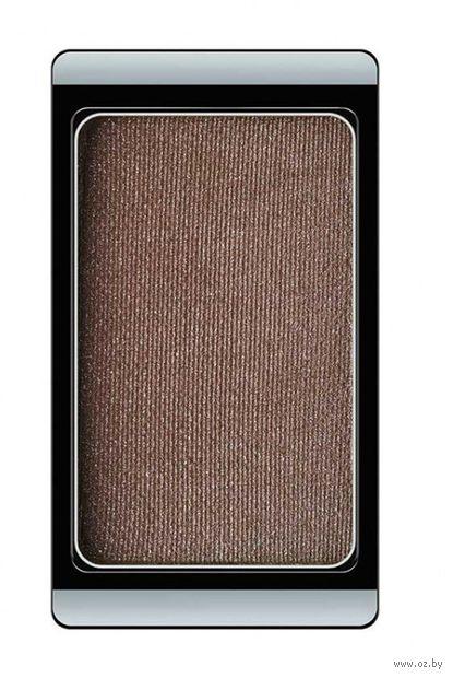 """Тени для век """"Eye Shadow. Duochrome"""" тон: 162, pearly chocolate — фото, картинка"""