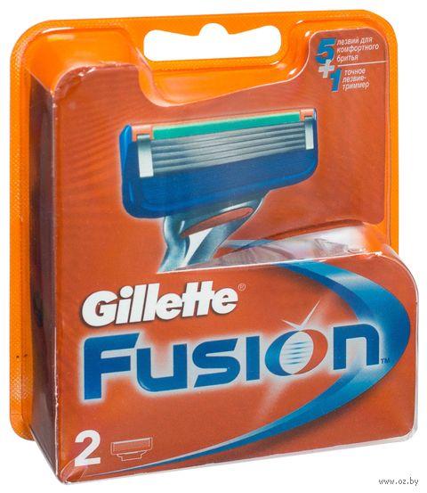"""Кассета для станка """"Fusion"""" (2 шт)"""