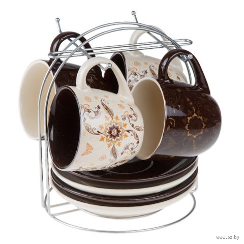 "Набор посуды ""Волшебство"" (9 предметов) — фото, картинка"