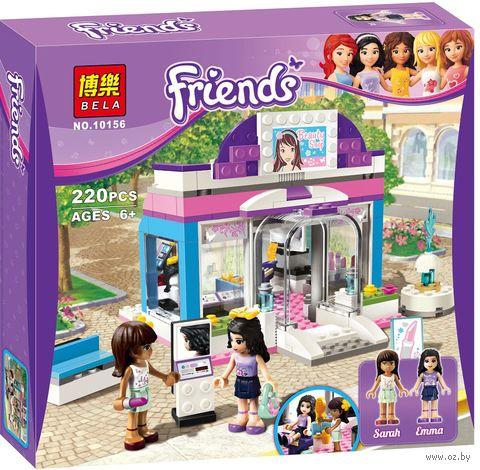"""Конструктор """"Friends. Салон красоты"""" (220 деталей) — фото, картинка"""