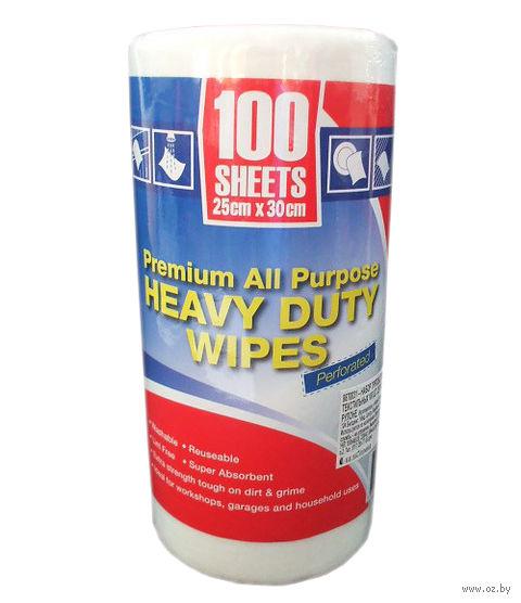 Салфетка для уборки (100 шт.; 250х300 мм)
