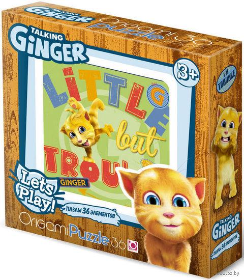 "Пазл ""Talking Friends. Ginger"" (36 элементов)"