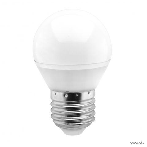 Лампа светодиодная LED G45 05W/4000/E27
