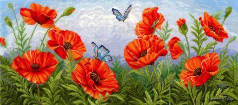 """Набор для вышивания """"Торжество цветов. Маки"""""""