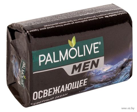 """Мыло """"Palmolive Men. Освежающее"""" (90 г) — фото, картинка"""