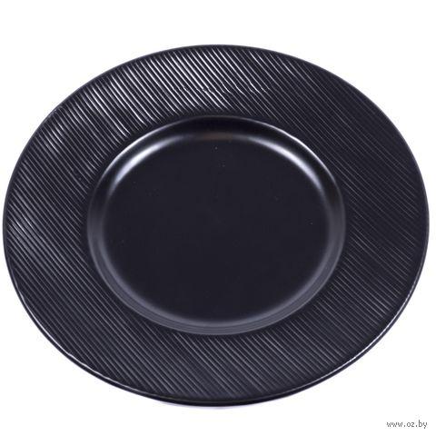 Тарелка керамическая (220 мм; арт. 3441/604MD) — фото, картинка