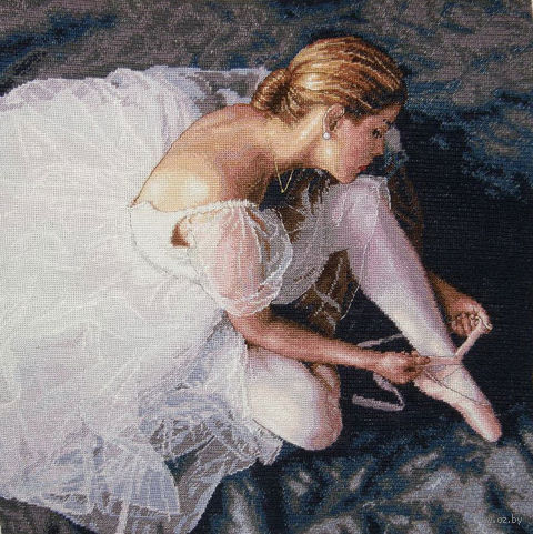 "Вышивка крестом ""Прекрасная балерина"" (арт. DMS-35181)"