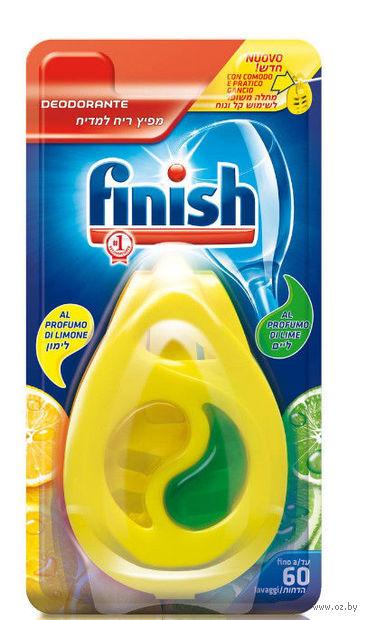Освежитель для посудомоечных машин (5 г; с ароматом лимона и лайма)