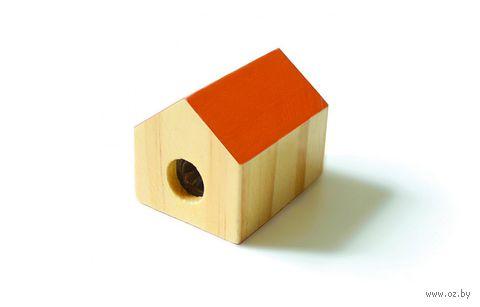 """Точилка """"House"""" (красная)"""
